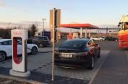 Foto 1 del punto Supercharger Autohof Sulz-Vöhringen
