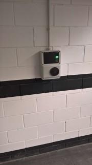 Foto 5 del punto Supermercado ALDI - Parking Subterraneo