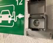 Foto 7 del punto Parking Orense 24