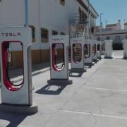 Foto 5 del punto Supercargador Tesla en Aguadulce