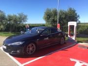 Foto 23 del punto Supercargador Tesla Tarragona