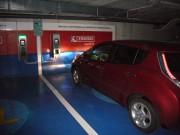 Foto 2 del punto IBIL - Parking Eroski Urola
