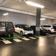 Foto 1 del punto parking mercadona