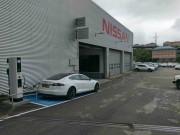 Foto 1 del punto Nissan CYASA Comercio y Asistencia