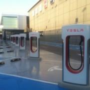 Foto 11 del punto Supercargador Tesla Murcia
