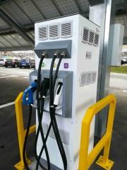 Foto 21 del punto Electrolinera Verde - Real Sitio de San Ildefonso