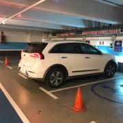 Foto 1 del punto Parking BSM 2022 - Marina Port