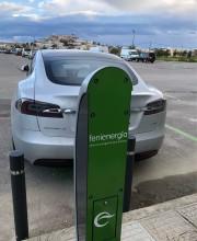 Foto 1 del punto Parking des Gorb-Maderas Ibiza
