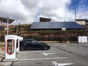 Foto 9 del punto Supercargador Tesla Ariza