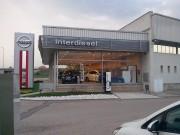 Foto 2 del punto Nissan Interdiesel Figueres
