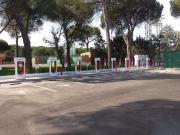 Foto 19 del punto Tesla Supercharger Tordesillas