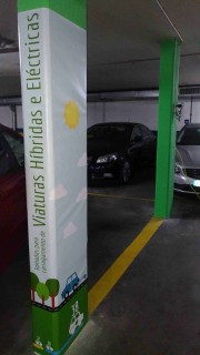 Foto 1 del punto Carparking - Amadora