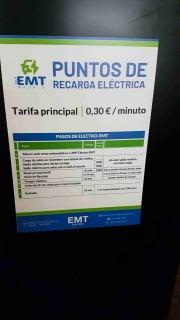 Foto 9 del punto EMT Plaza de Colón (Externo)