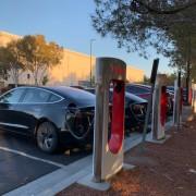 Foto 1 del punto Park Place - Tesla