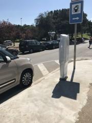 Foto 9 del punto Electrolinera AMB 07 - Avda. de la Via Augusta - Sant Cugat del Vallès
