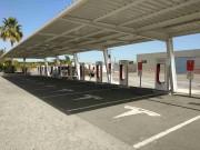 Foto 4 del punto Tesla Supercharger El Paraíso - Granada