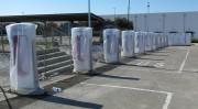 Foto 9 del punto Tesla Supercharger Zaragoza