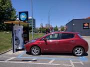 Foto 14 del punto IBIL - Gasolinera Repsol Salburua