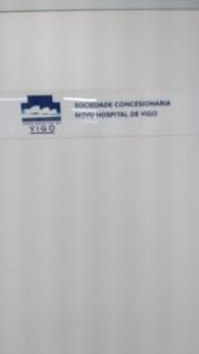 Foto 1 del punto Párking exterior Hospital Álvaro Cunqueiro
