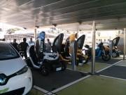Foto 17 del punto Aparcament fotovoltaic