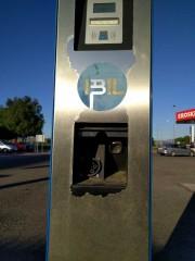 Foto 1 del punto IBIL - Parking Eroski Tudela