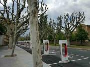 Foto 2 del punto Tesla Supercharger La Seu d'Urgell