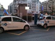 Foto 2 del punto Ibilek Car Sharing Gros