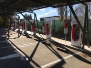 Foto 28 del punto Supercargador Tesla Burgos