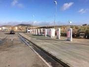 Foto 7 del punto Tesla Supercharger Mérida