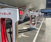 Foto 1 del punto Aosta Tesla Supercharger