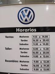 Foto 1 del punto Concesionario Volkswagen