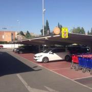 Foto 3 del punto Carrefour Armilla Mennekes+Schuko 10A