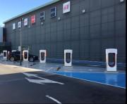 Foto 7 del punto Supercargador Tesla Murcia
