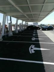 Foto 16 del punto Tesla Supercharger El Paraíso - Granada