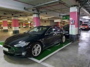 Foto 11 del punto Centro Comercial El Aljub Tesla DC