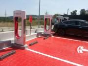 Foto 24 del punto Supercargador Tesla Girona