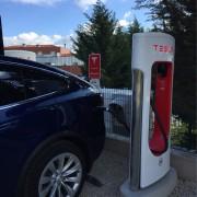Foto 1 del punto Tesla Supercharger GUARDA