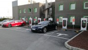 Foto 7 del punto Tesla Supercharger Lleida
