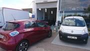 Foto 1 del punto Renault Automoviles Teruel