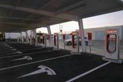 Foto 12 del punto Tesla Supercharger El Paraíso - Granada