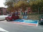 Foto 3 del punto IBIL - Parking Eroski Lejona/Leioa