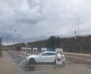 Foto 3 del punto Supercargador L´Aldea, Spain