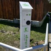 Foto 2 del punto Renovatio e-charge - Kaufland Cluj