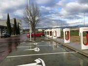 Foto 4 del punto Supercargador Tesla Rivabellosa