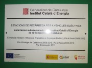 Foto 5 del punto Continental Parking Sants-Numancia-Institut Pediatric Sant Joan de Deu
