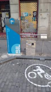 Foto 12 del punto IBIL - San Bernardo 14 (motos)