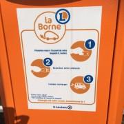 Foto 2 del punto Leclerc-Soustons-Landas