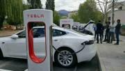 Foto 1 del punto Tesla Supercharger La Seu d'Urgell