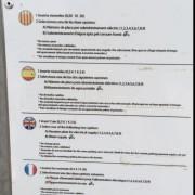 Foto 1 del punto Parking Caravanas Seu d'Urgell