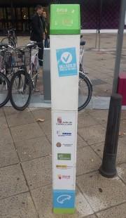 Foto 3 del punto Centro Comercial Vallsur exterior (recargavyp)
